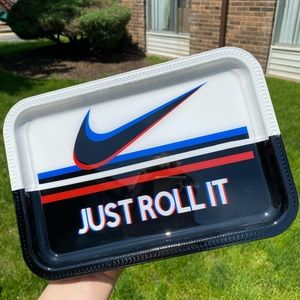 Just Roll It Nike Rolling Tray